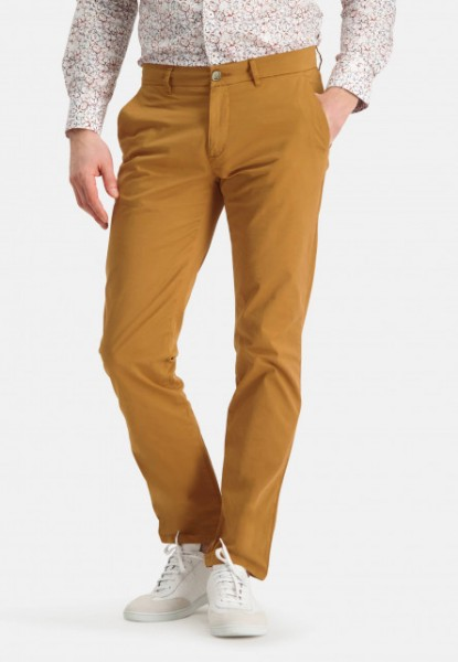 State of Art chino Daytona katoen oker 11625