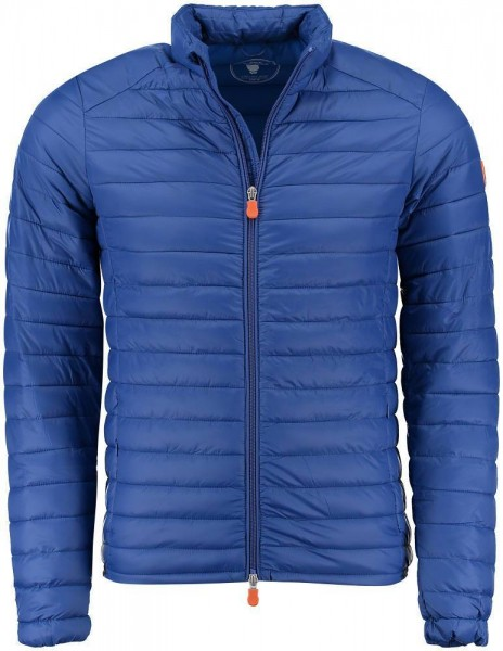 Save the Duck donsjack kobalt blauw D3243M Giga 8