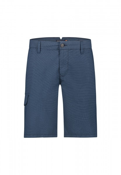 State of Art korte broek chino model navy 11917