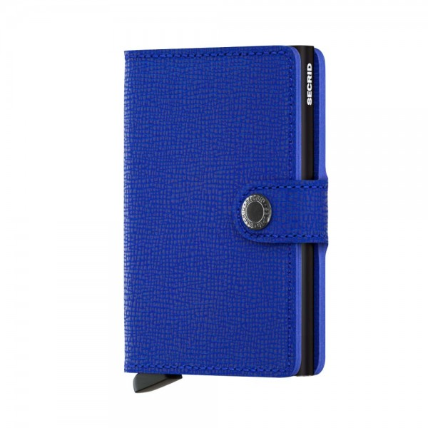Secrid Mini Wallet Blue Black MC