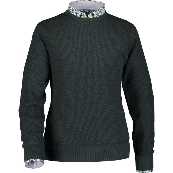 State of Art pullover trui groen 29005-3900