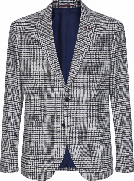Tommy Hilfiger Tailored colbert ruit tt0tt06255