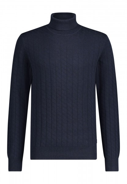State of Art coltrui regular fit donkerblauw
