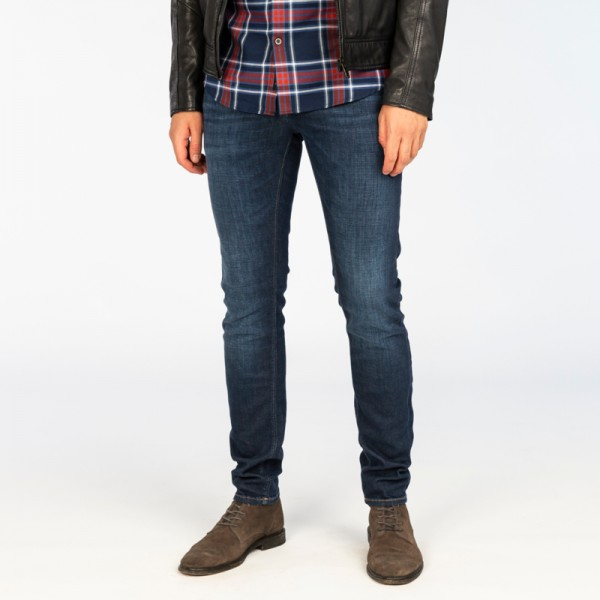 Vanguard jeans V85 Scrambler Dark Night Wash