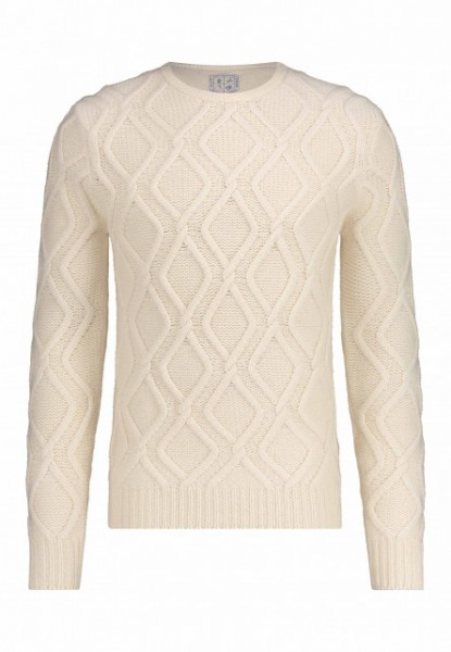 State of Art Modern Classics pullover wolmix creme 20752