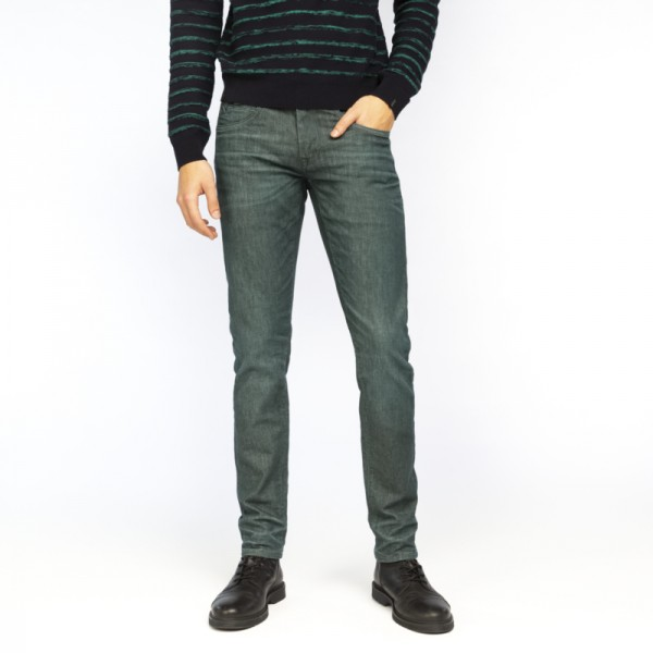 Vanguard jeans V850 rider colored denim groen