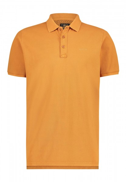 State of Art polo regular fit geel 11525
