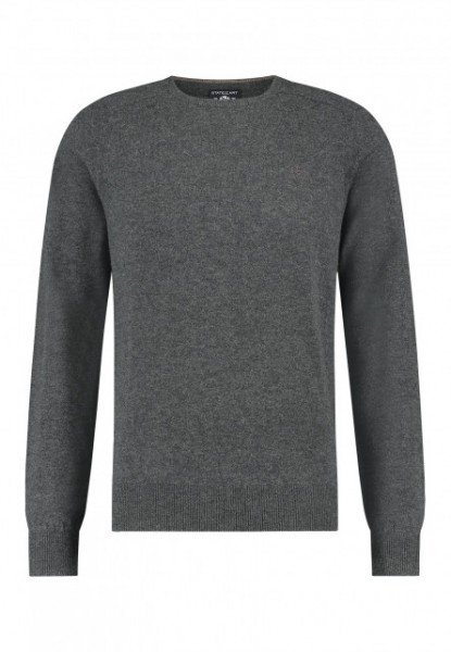 State of Art pullover wol antraciet 20050