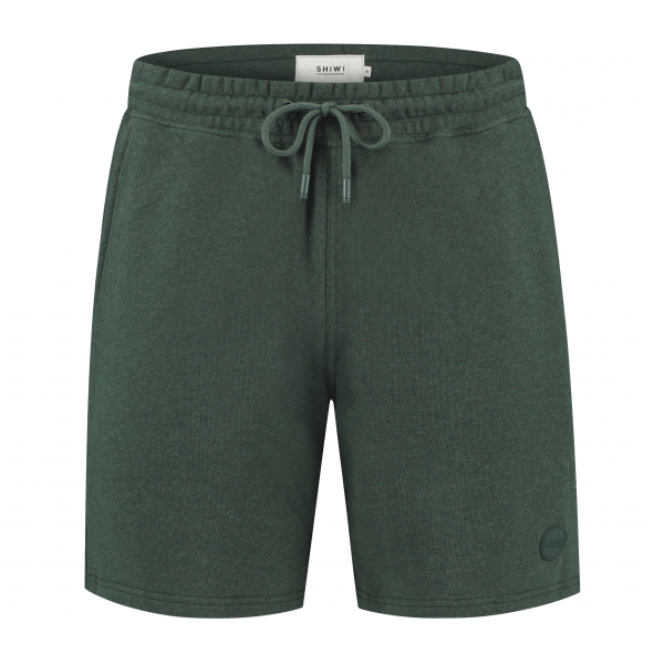 Shiwi sweat short heren groen 5100210318