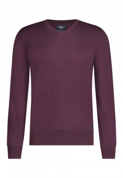 State of Art mouline pullover bordeaux 20126