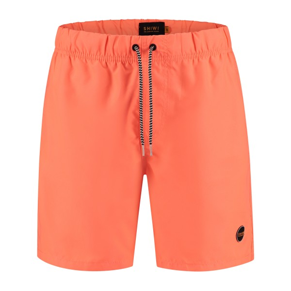 Shiwi zwemshort heren uni neon orange 4100111000-208