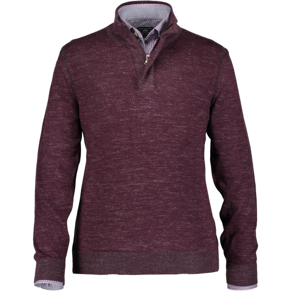 State of Art pullover rits rood 29060-6998