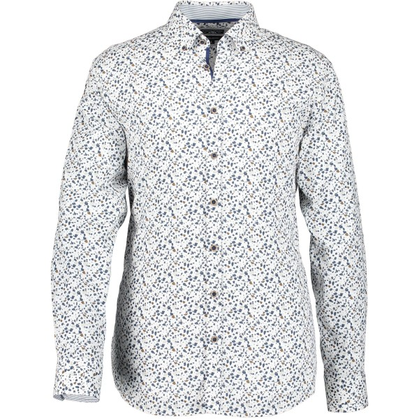 State of Art overhemd shirt print 10204-5784