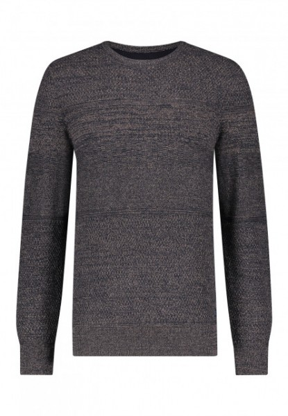 State of Art mouline pullover blauw 20139