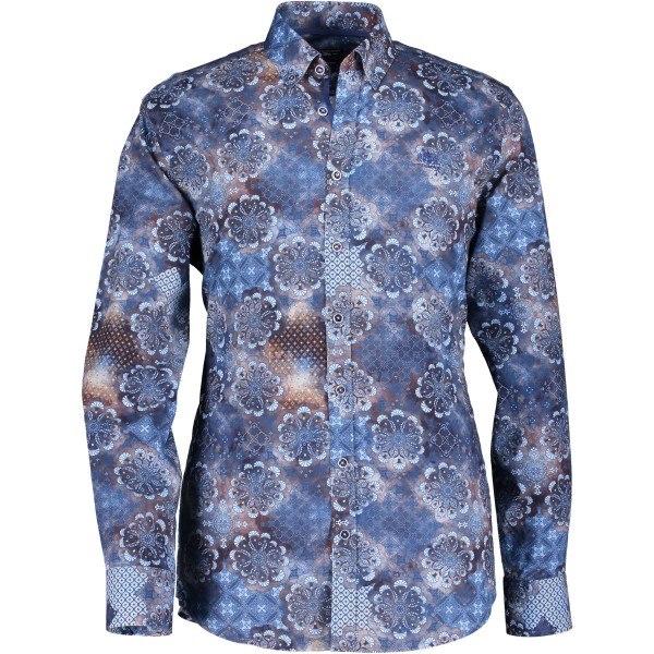 State of Art overhemd shirt print 29165-8957