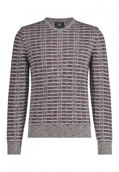 State of Art pullover jacquard motief 20160