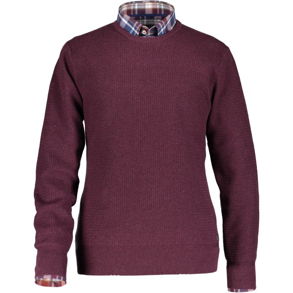 State of Art pullover trui rood 29005-6900