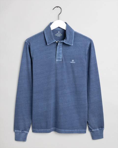 Gant sweater heren sunfaded navy 2055002-461
