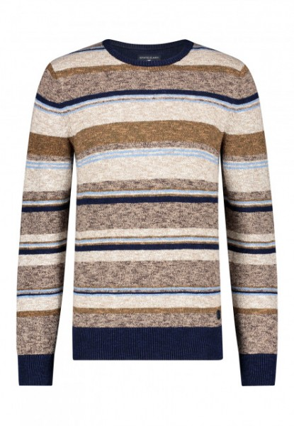 State of Art pullover streep blauw 20124
