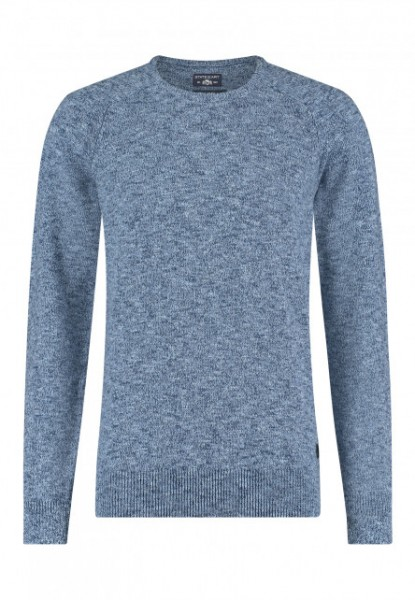 State of Art mouline pullover blauw 20157