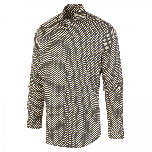Blue Industry overhemd shirt print 1259.92