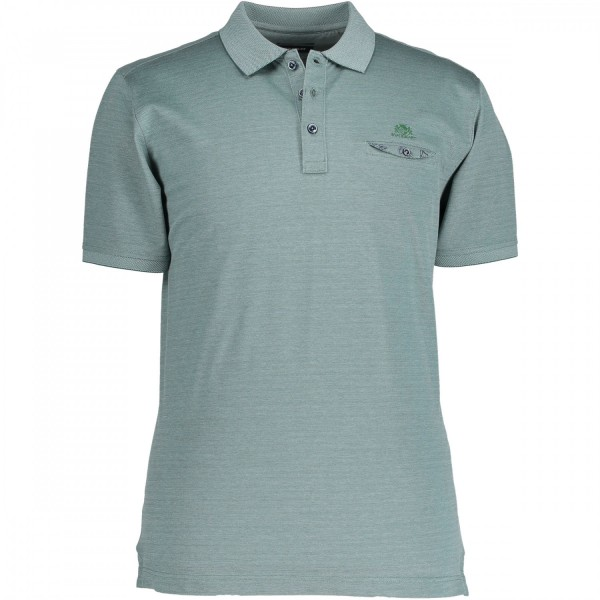State of Art polo SS 19250-3400 Bas de Wit mode Leiden